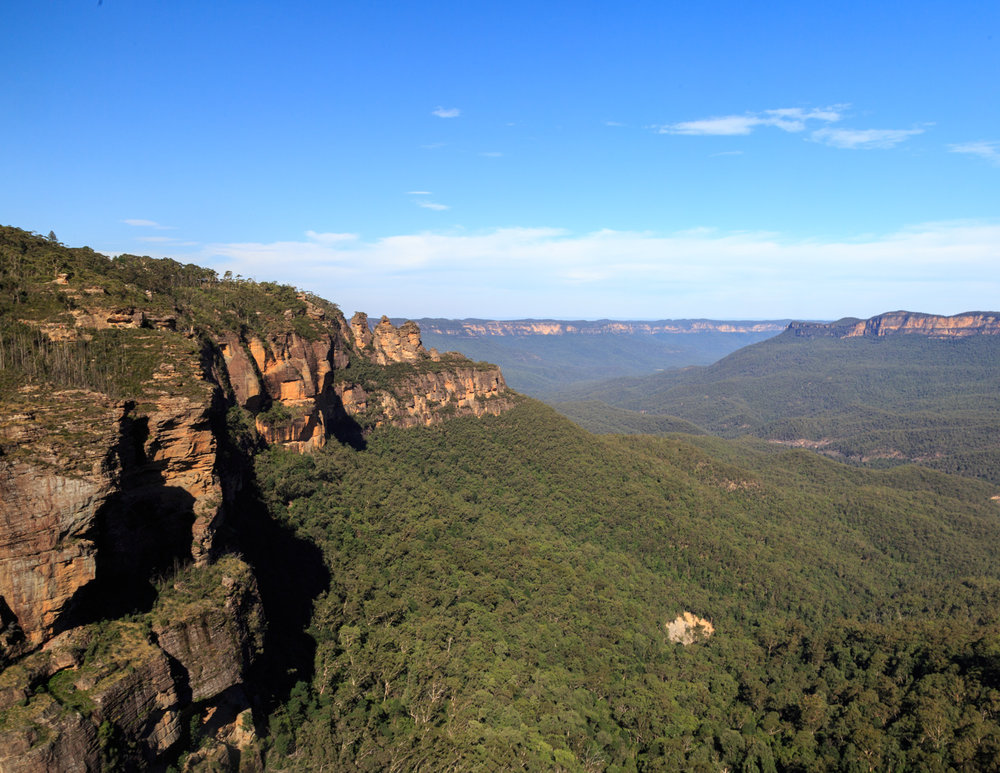 The Three Sisters - Katoomba