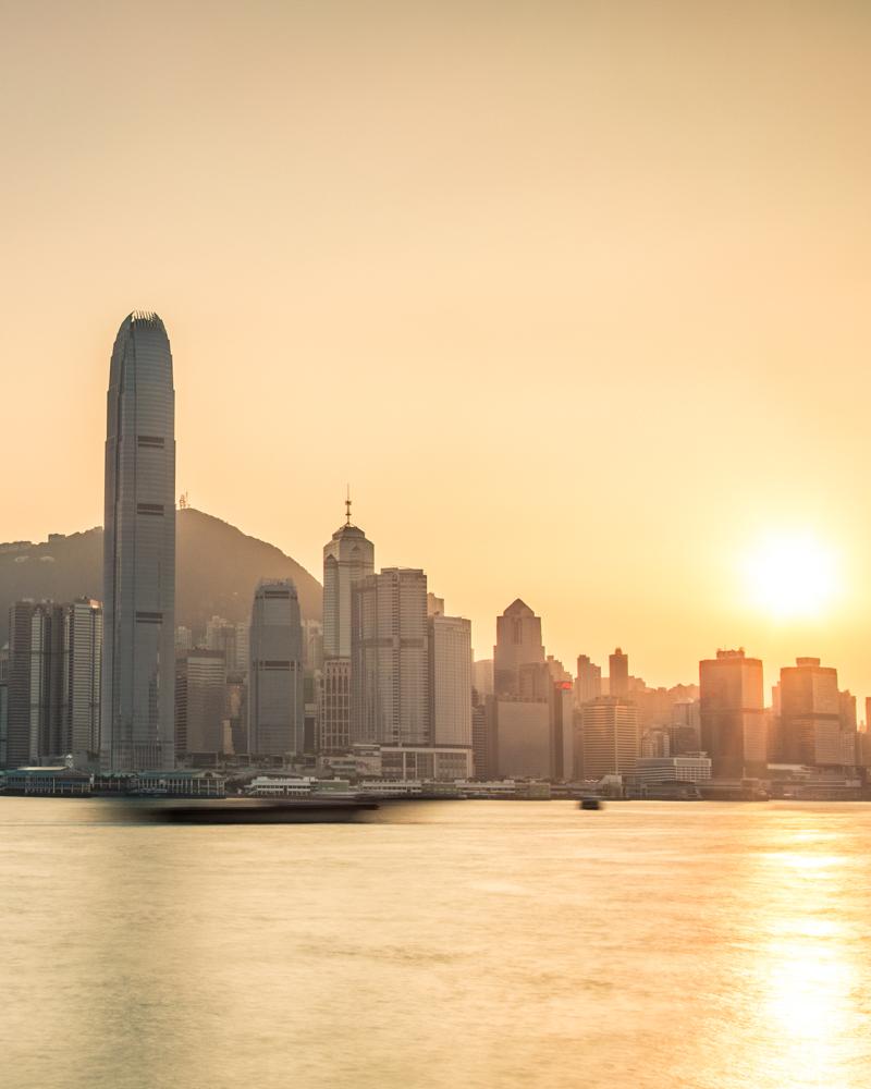 Hong Kong Itinerary - Tsim Sha Tsui