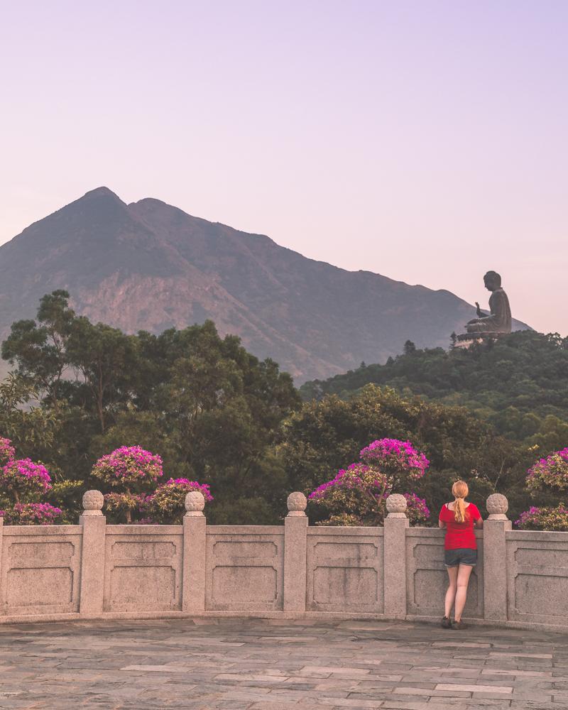 Hong Kong Itinerary - Tian Tan Buddha