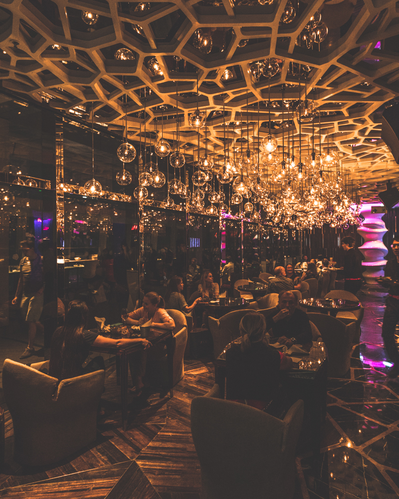 Ozone bar - Hong Kong