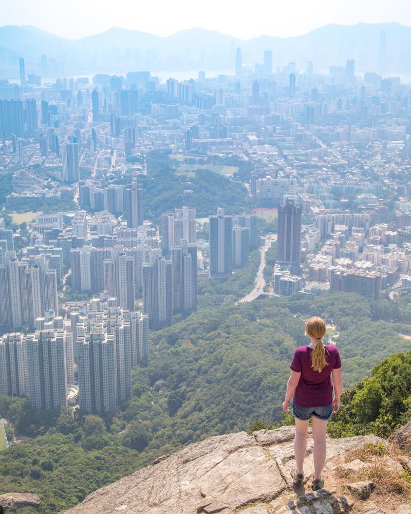 Lion Peak Rock - Hong Kong