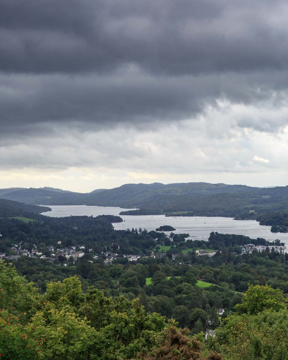 Easy Lake District Walks - Orrest Head Summit