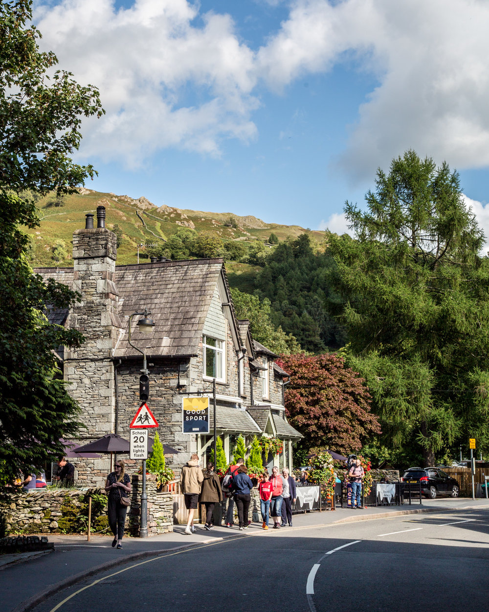 Places to visit in the Lake District - Grasmere