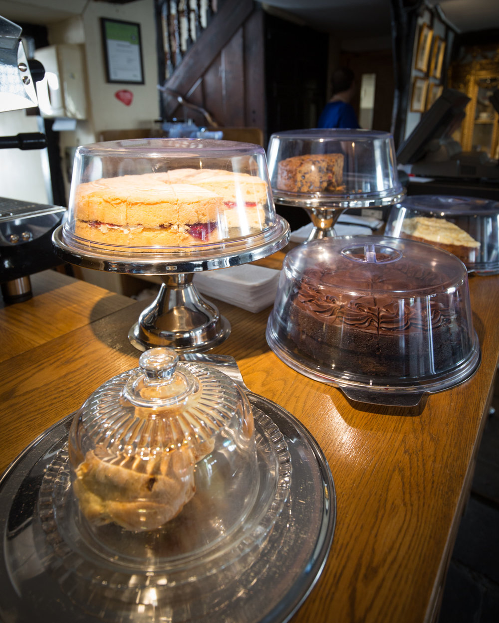 Best things to do in the Lake District - Tea rooms