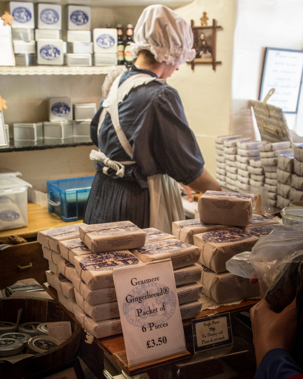 Best things to do in the Lake District - Sarah Nelson's Gingerbread