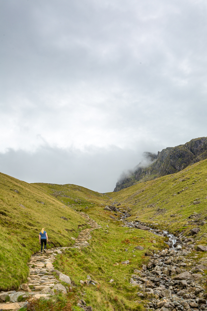 Best things to do in the Lake District - walk up the highest mountain in England, Scafell Pike