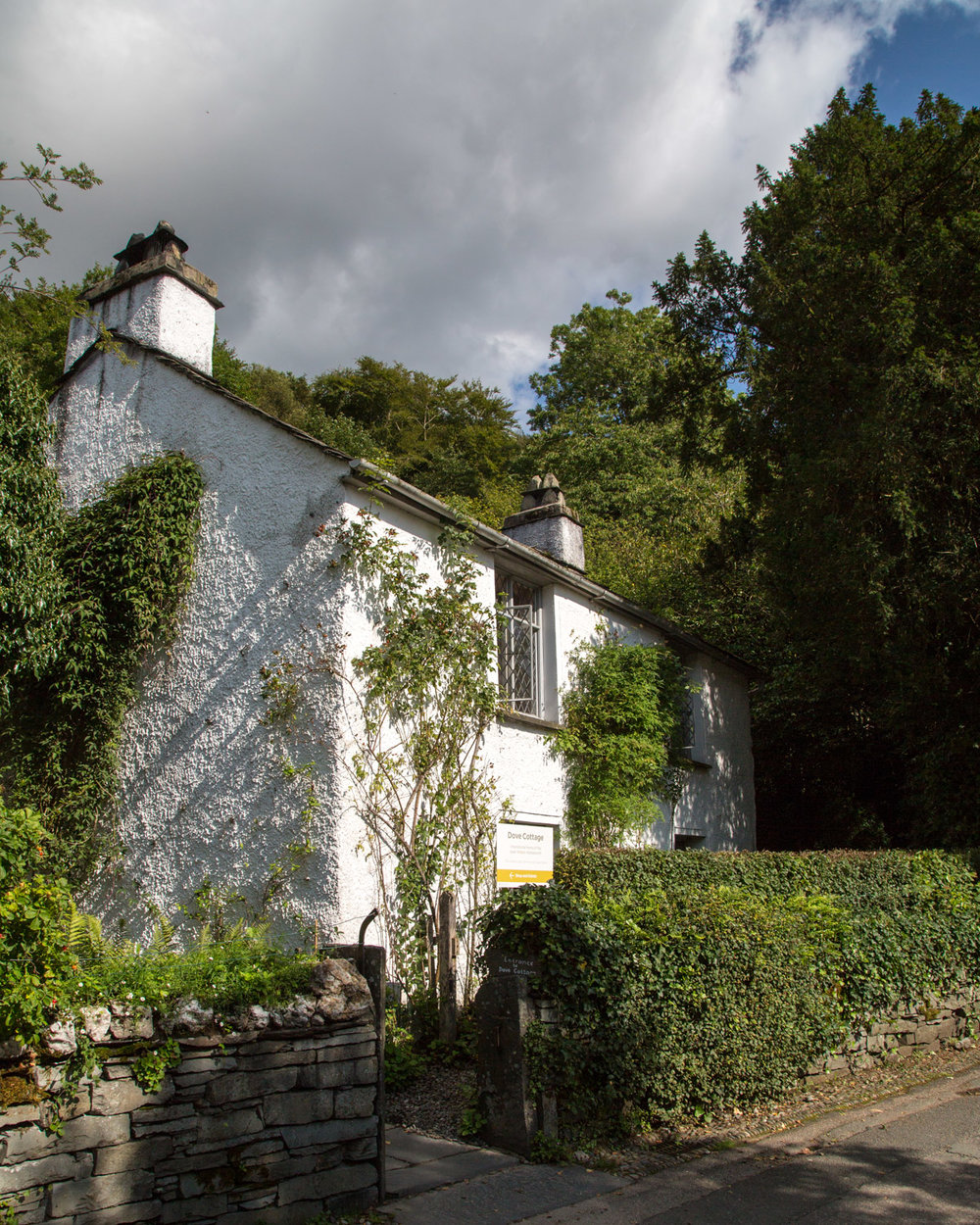 Best things to do in the Lake District - Dove Cottage
