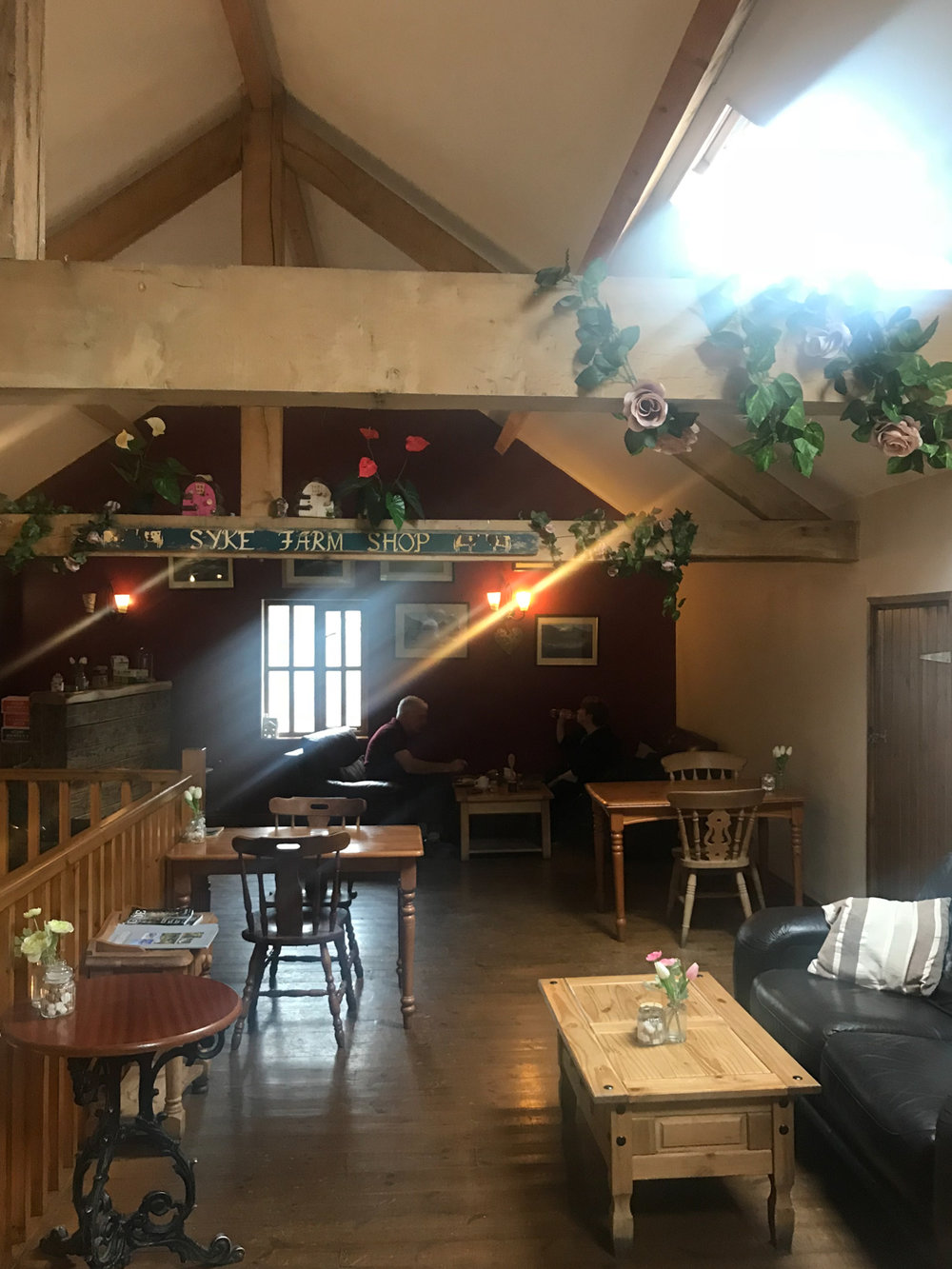 Tea rooms in the Lake District - Syke Farm, Buttermere