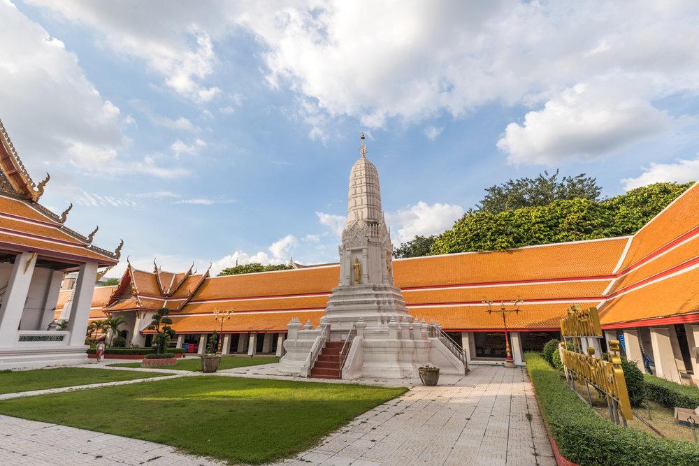 Bangkok Temples - Wat Mahadhat