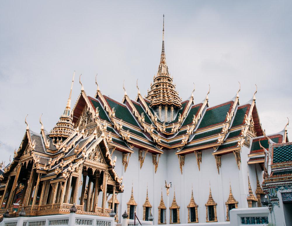 Bangkok temples - Grand Palace & Wat Phra Kaew