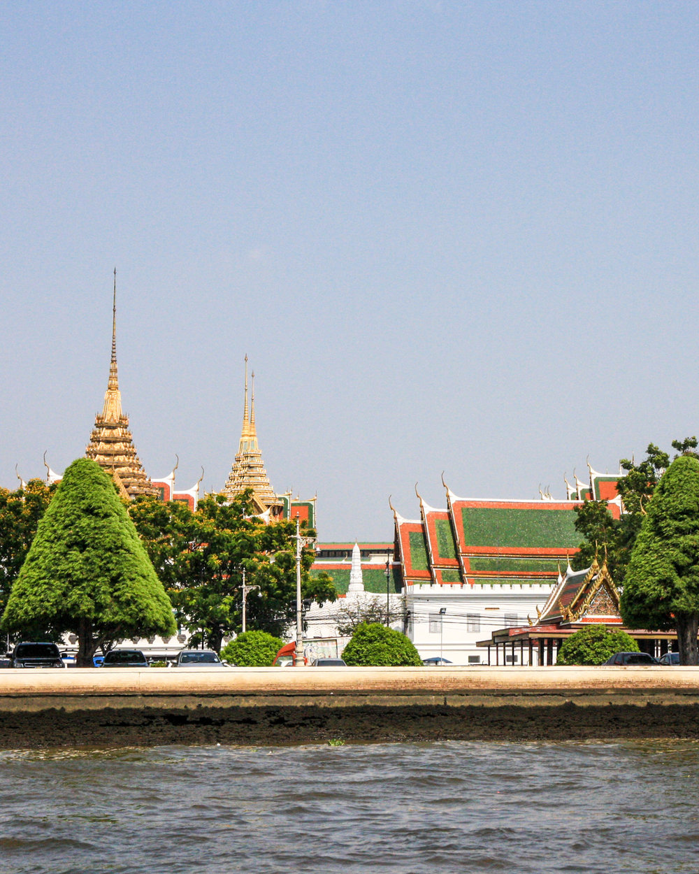 The river in Bangkok