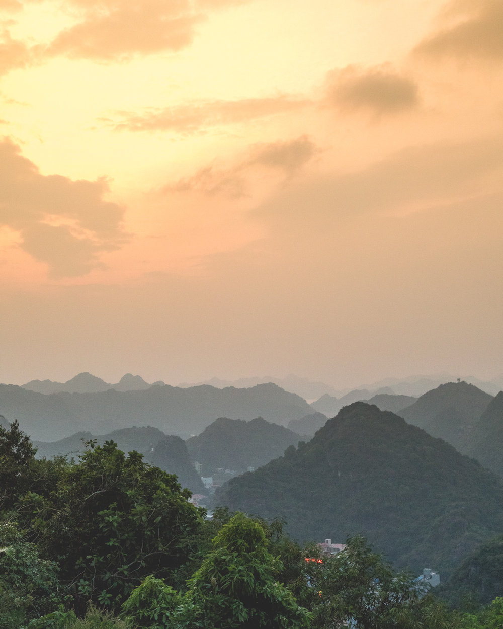 Cannon Fort Viewpoint - Cat Ba Island