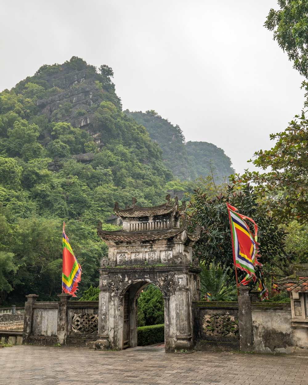 The ancient capital of Vietnam - Hoa Lu, Ninh Binh