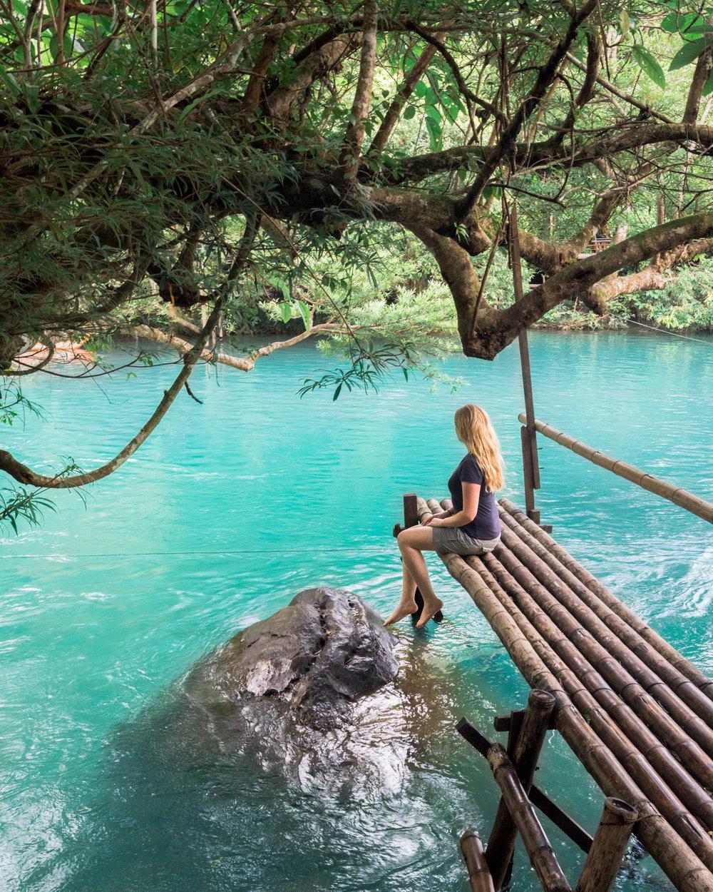 Things to do in Phong Nha - Mooc Springs