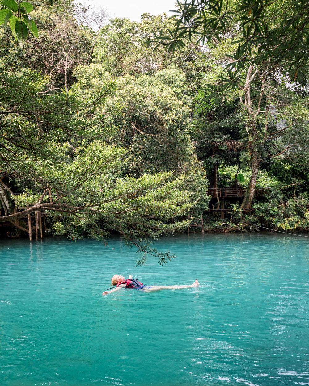 Phong Nha - Mooc Springs