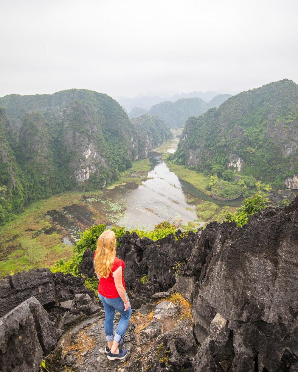 Mua Caves (Hang Mua) - Viewpoints