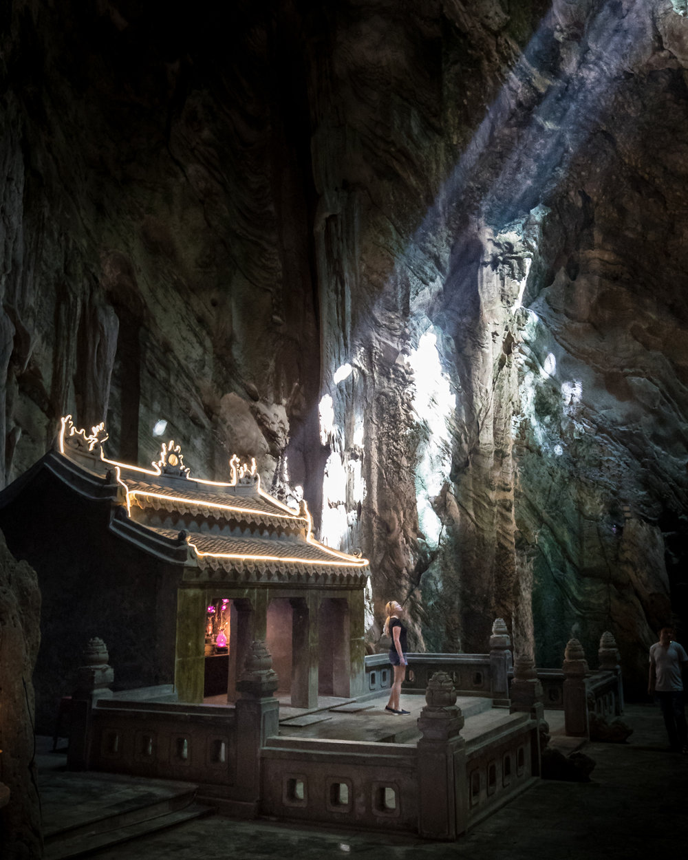 What to do in Da Nang - Marble Mountains