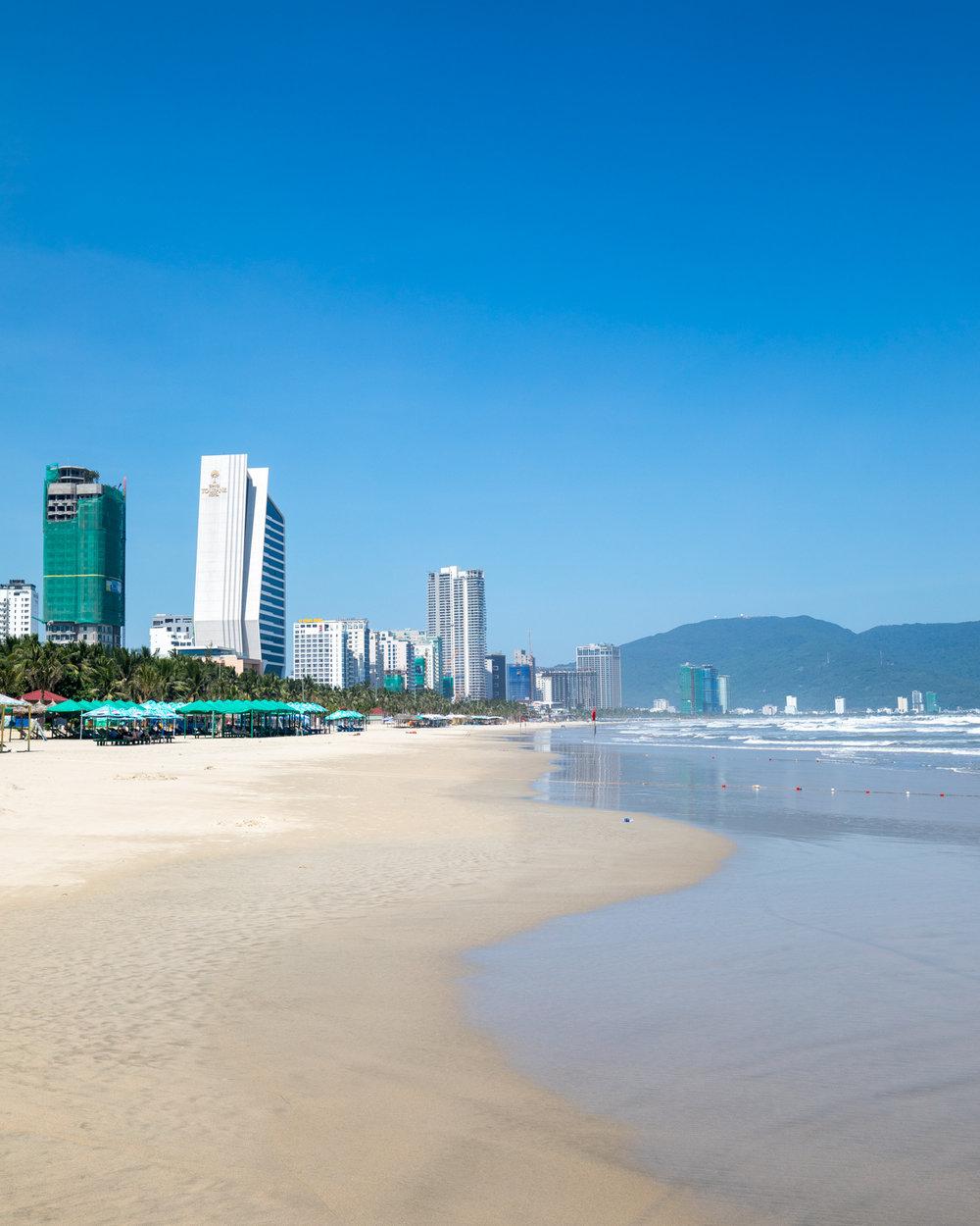 What to do in Da Nang - Da Nang Beach