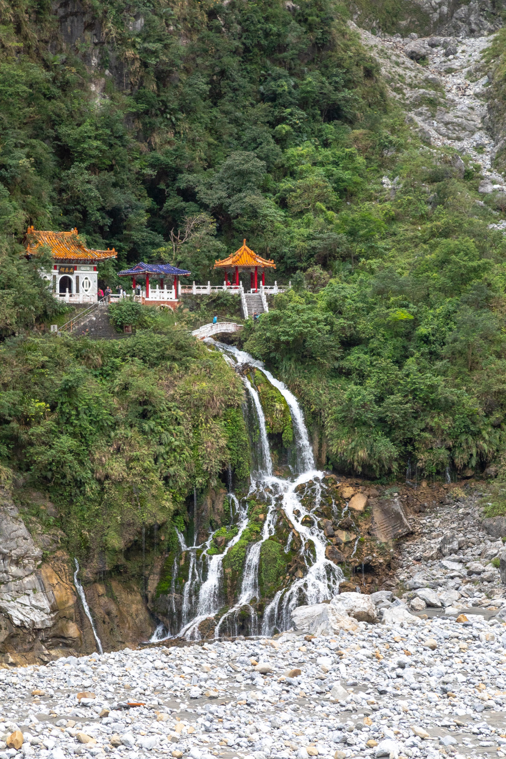 Shrine of eternal springs - Taroko Gorge