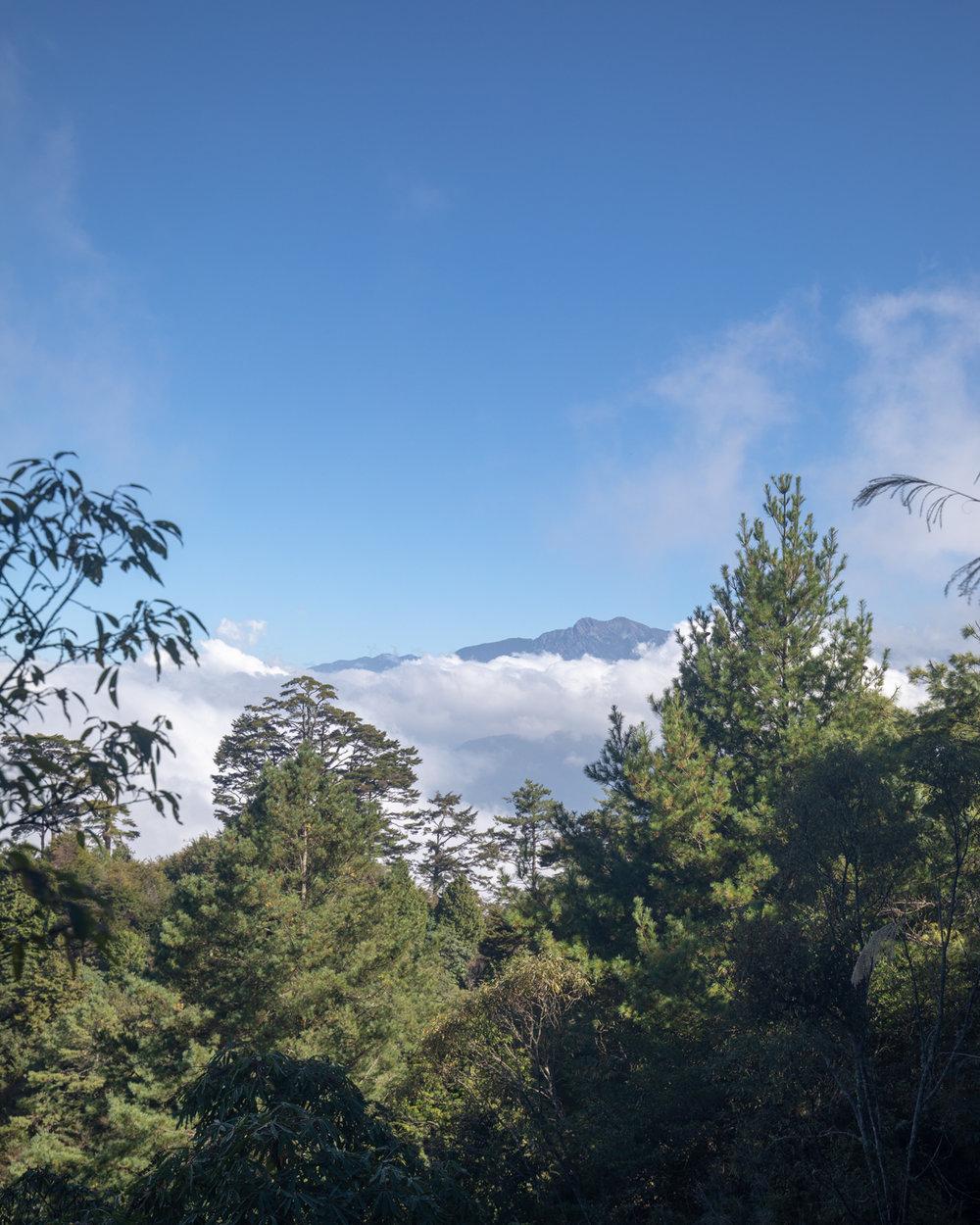 Views on the Tashan Trail