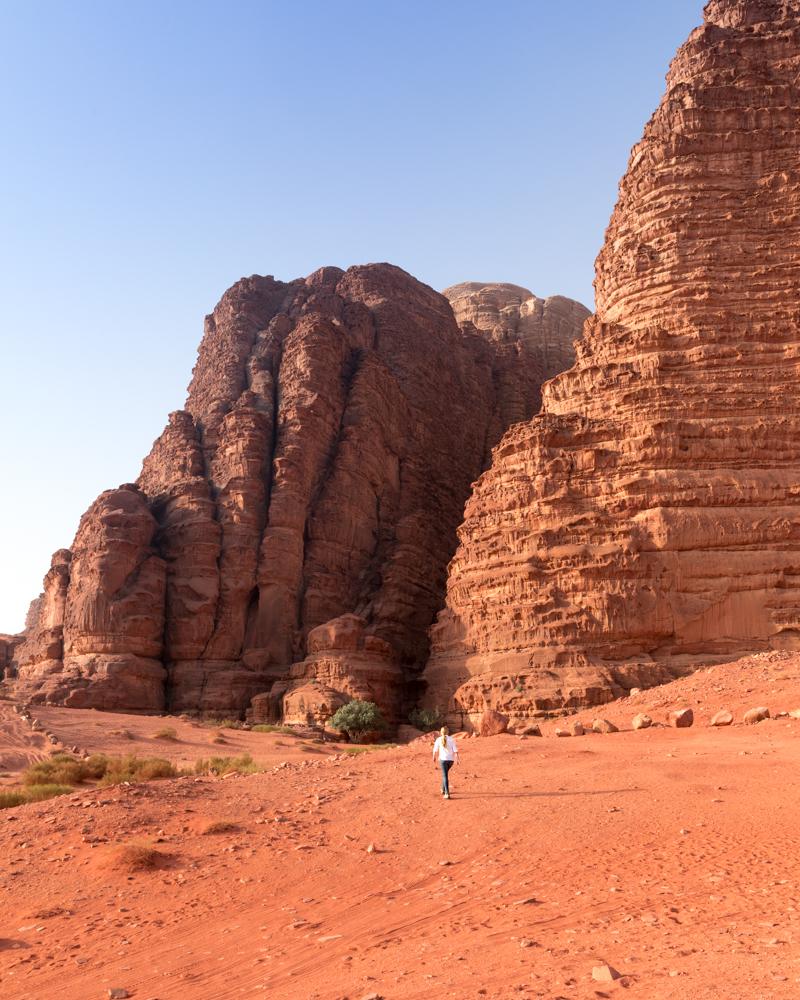 Backpacking Jordan - Visa information
