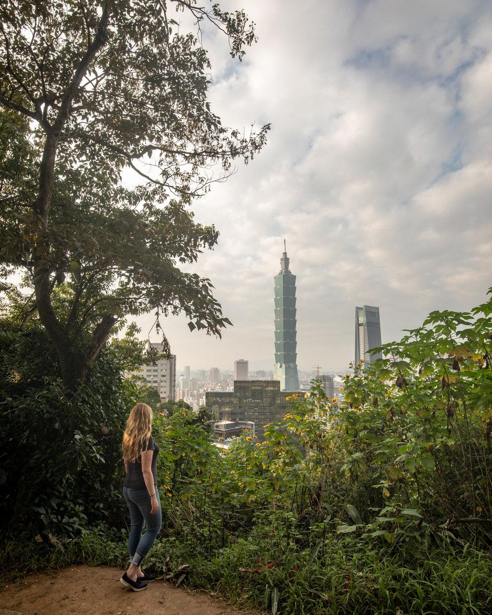 Elephant Mountain Taipei Viewpoints