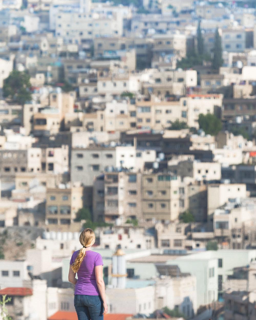 Backpacking Amman - Accommodation