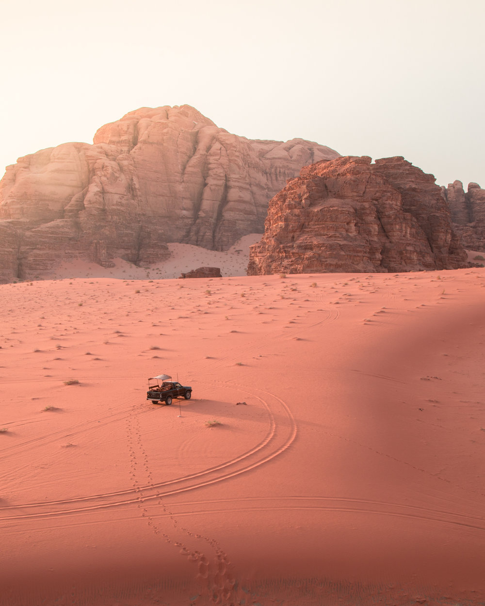 Backpacking Wadi Rum - How to avoid the mistakes