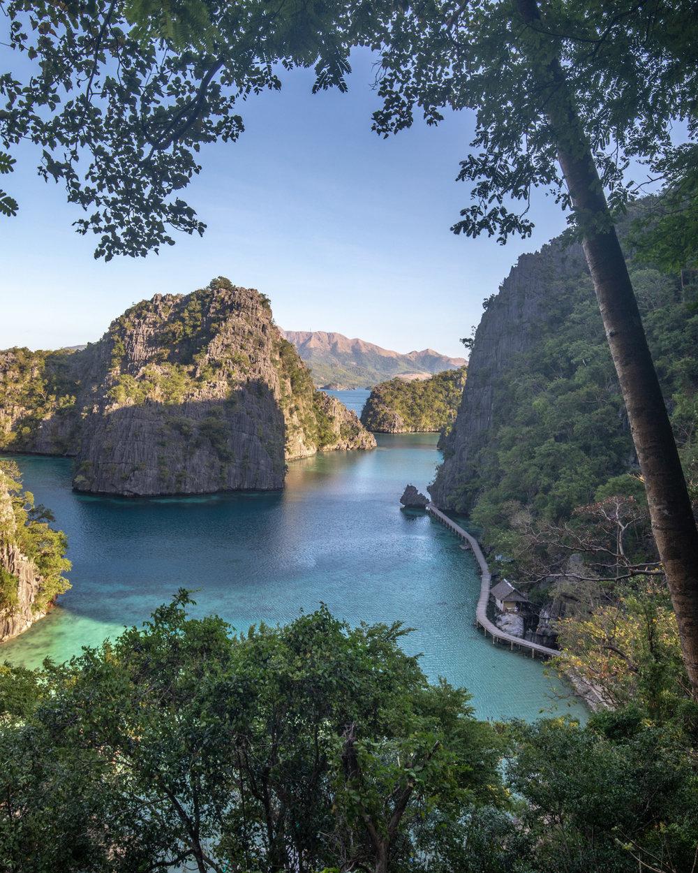 Island Hopping Coron - Kayangan Lake