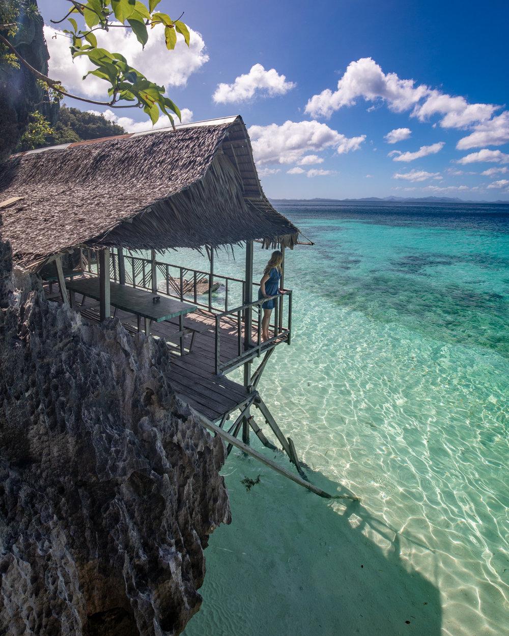 Banul Beach, Coron Palawan