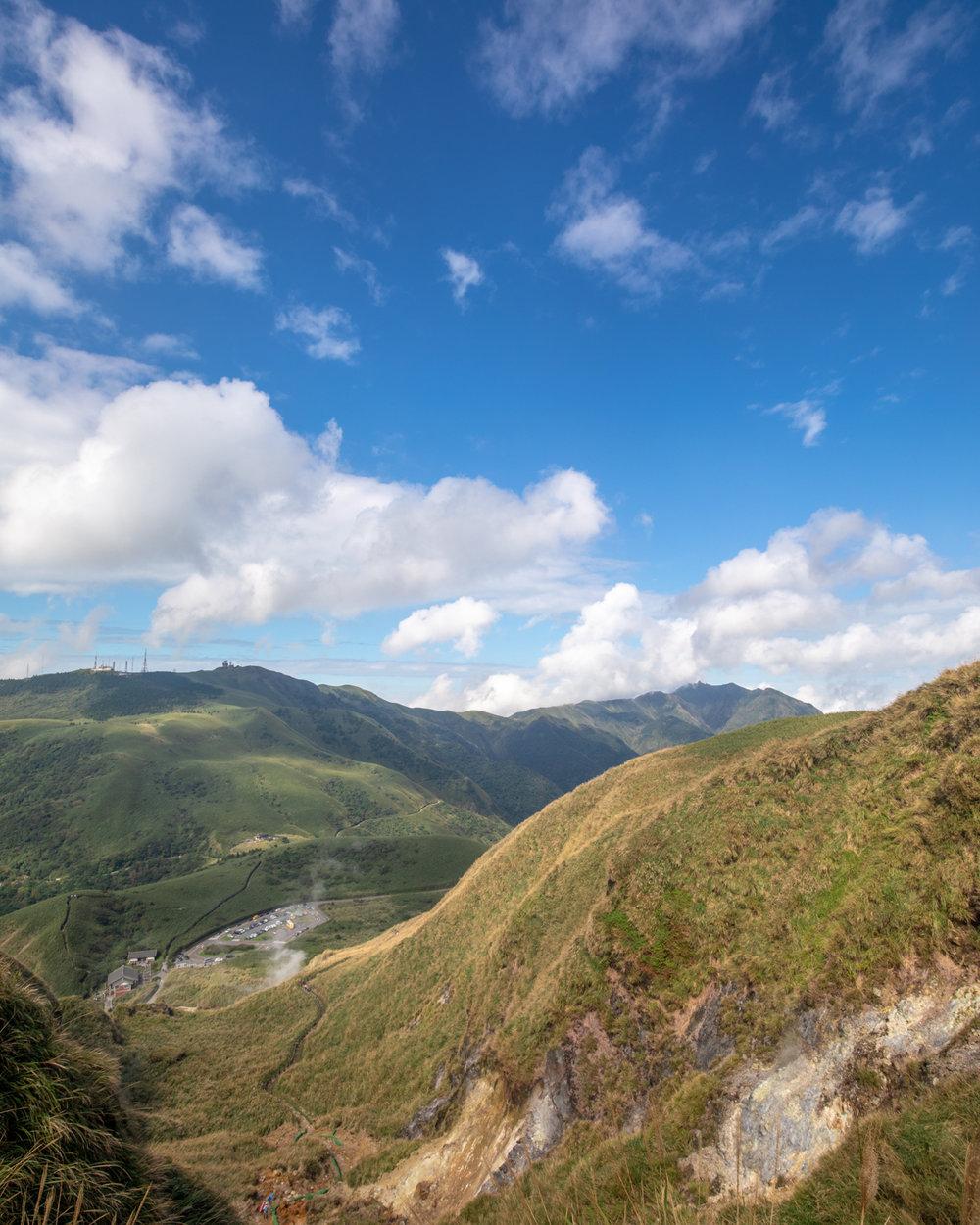 Best things to do in Taipei - Yangminshan