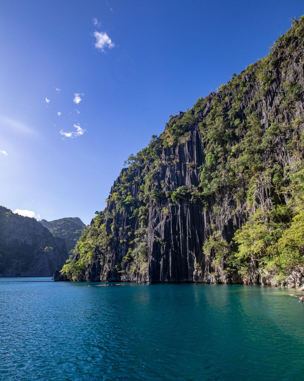 Barracuda Lake, Coron Palawan