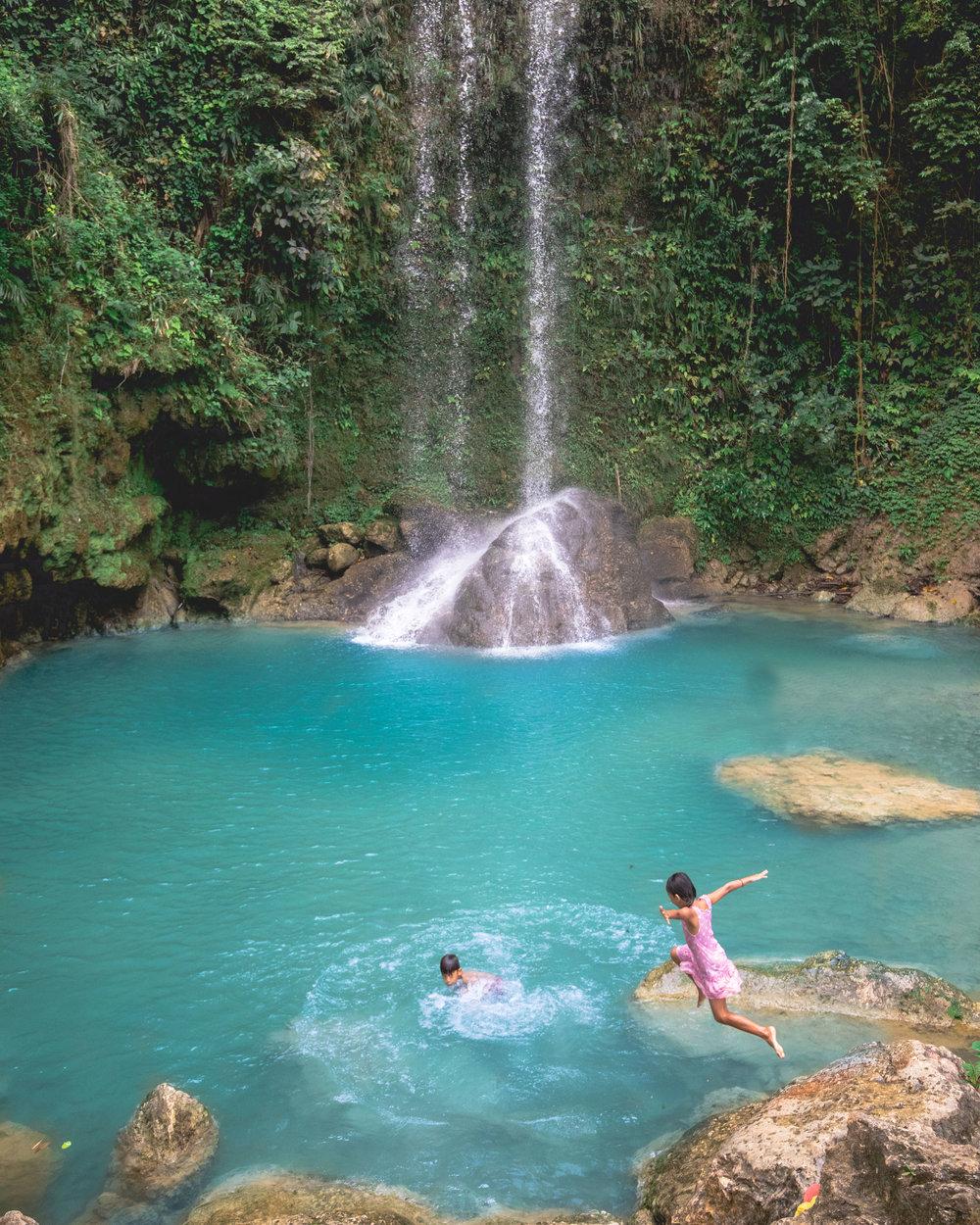Montpeller Falls Cebu, An Amazing waterfall