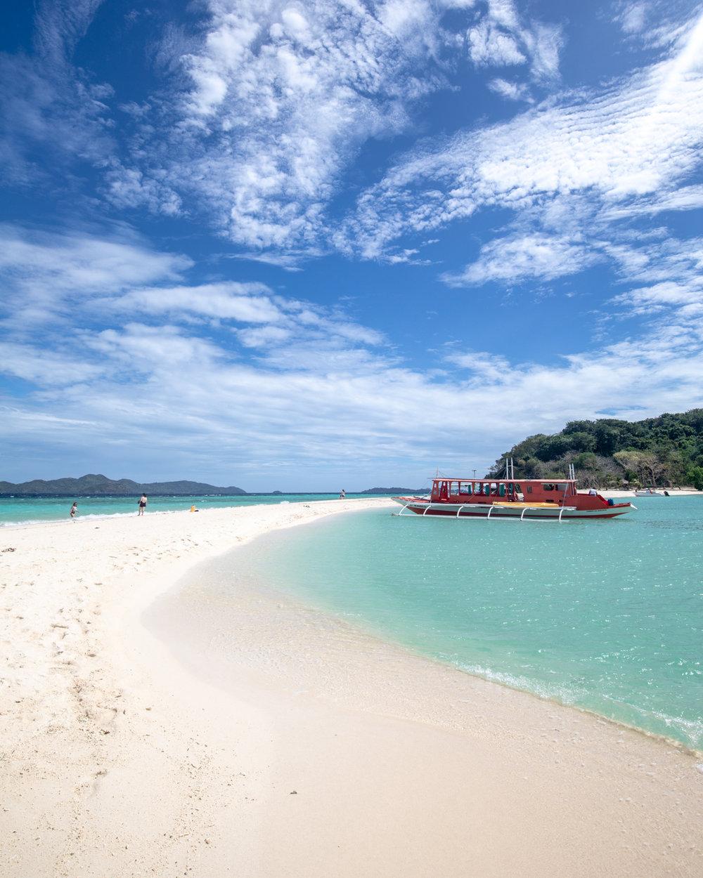 Paradise Islands in Coron, Palawan