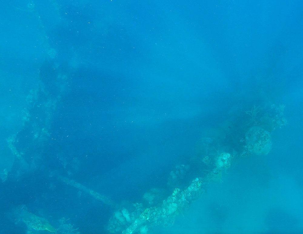Snorkelling Skeleton Wreck - Coron, The Philippines
