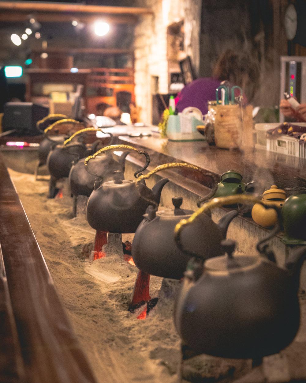 Jiufen Teahouse - Taiwan