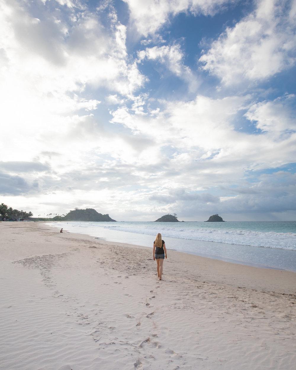 Nacpan Beach - El Nido, Palawan