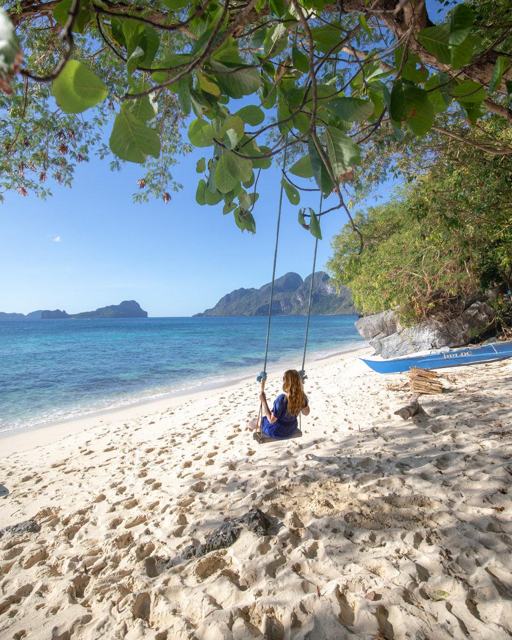 Ipil Ipil Beach 2, El Nido Palawan