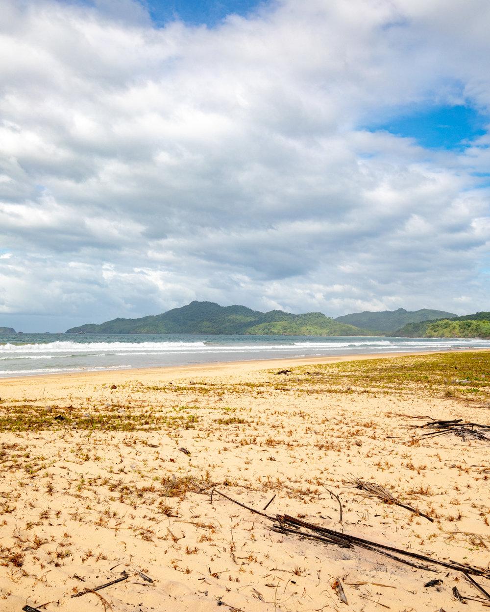 Duli Beach, Palawan