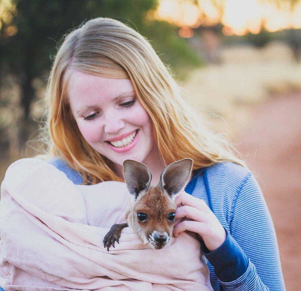 Kangaroo Sanctuary - Alice Springs Itinerary