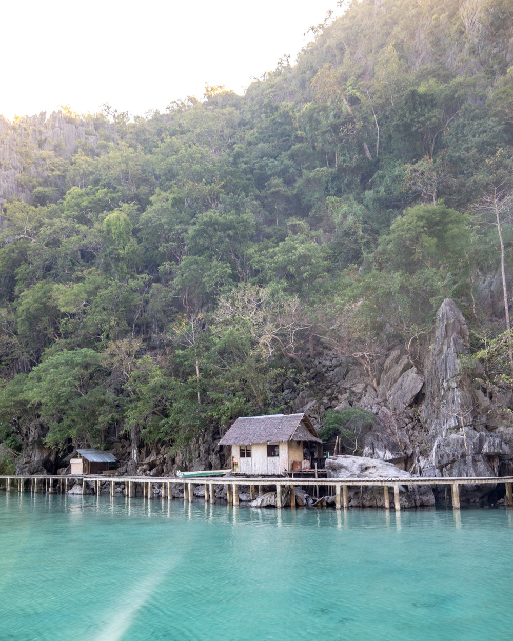 Kayangan Lake Hikes - How to get to Kayangan Lake