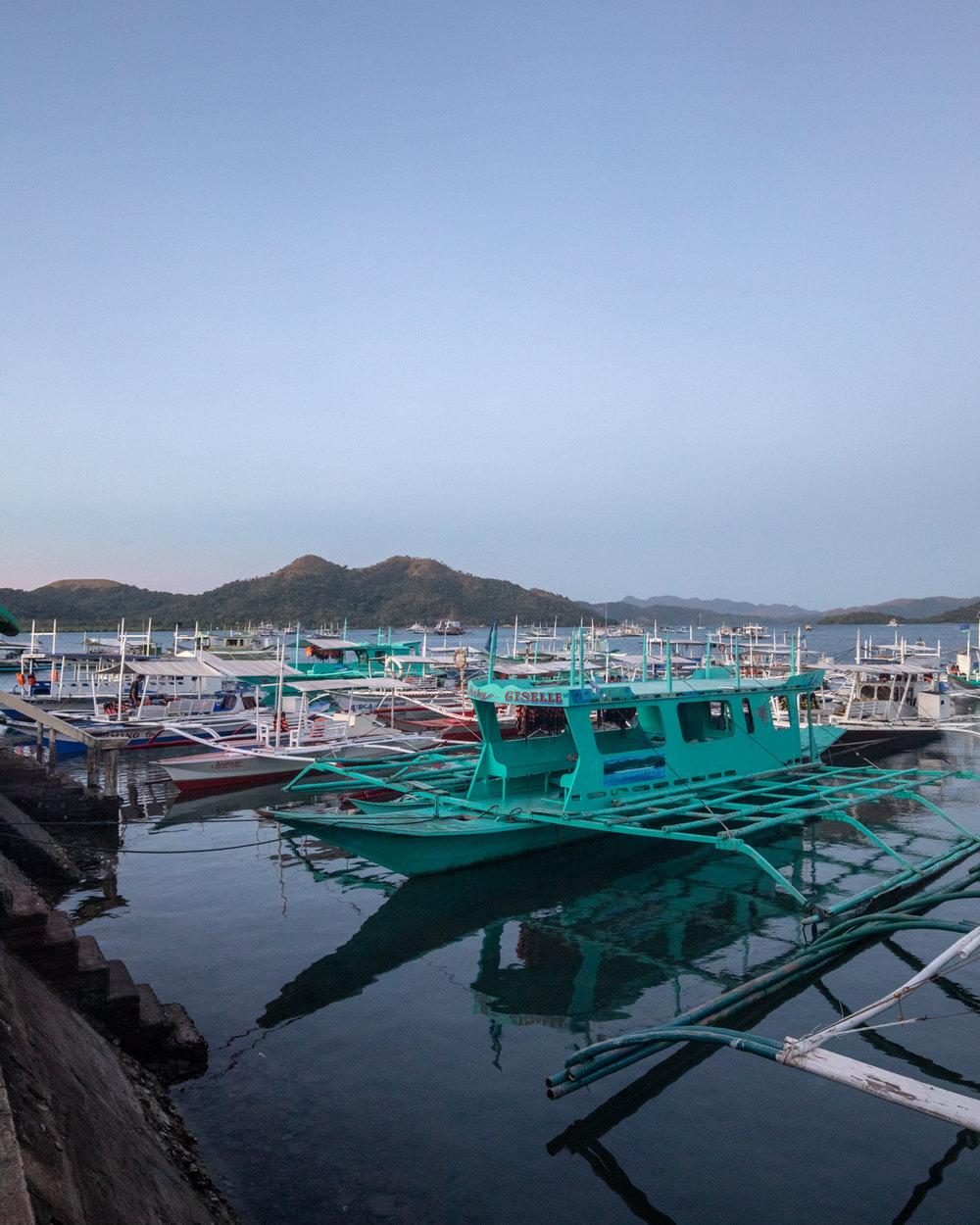 Getting to Coron, Palawan