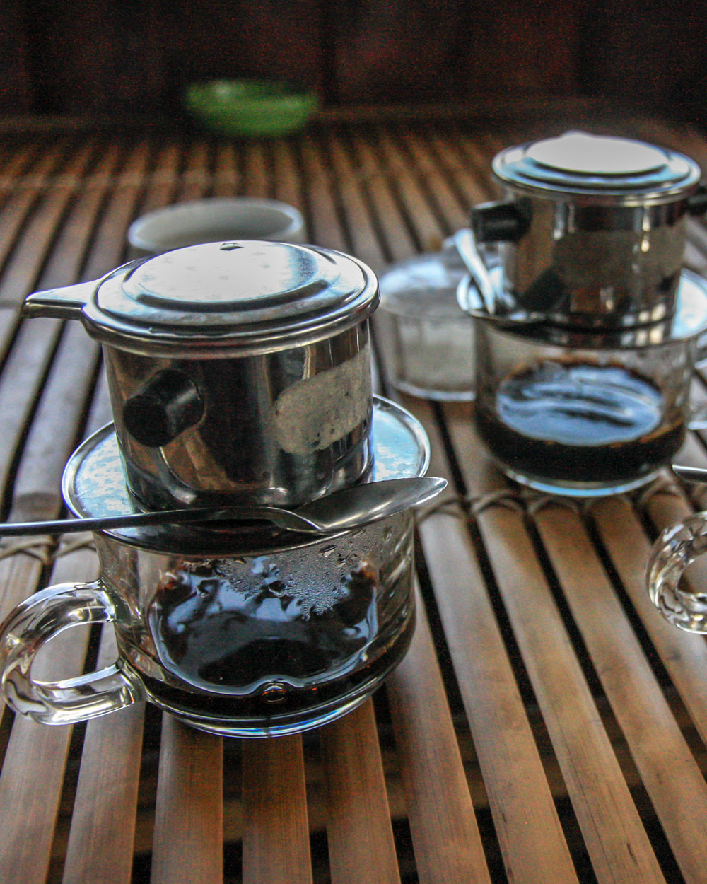 Drip coffee in Vietnam - something you must try!