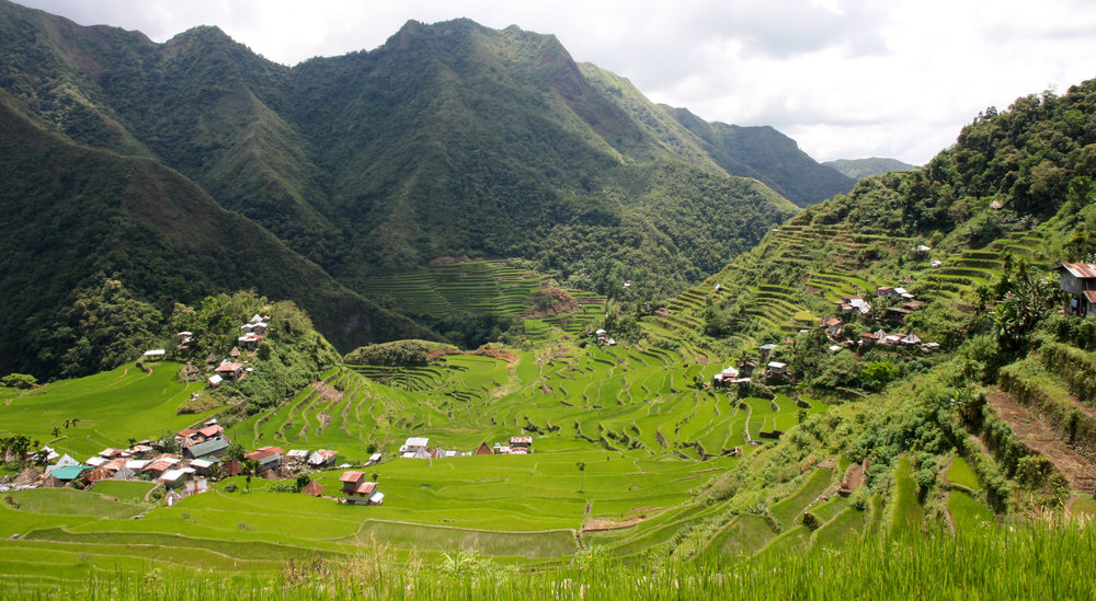 Beautiful Batad in the Cordillera