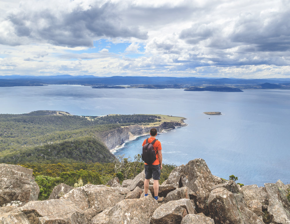 Bishop & Clerk - Best things to do in Tasmania