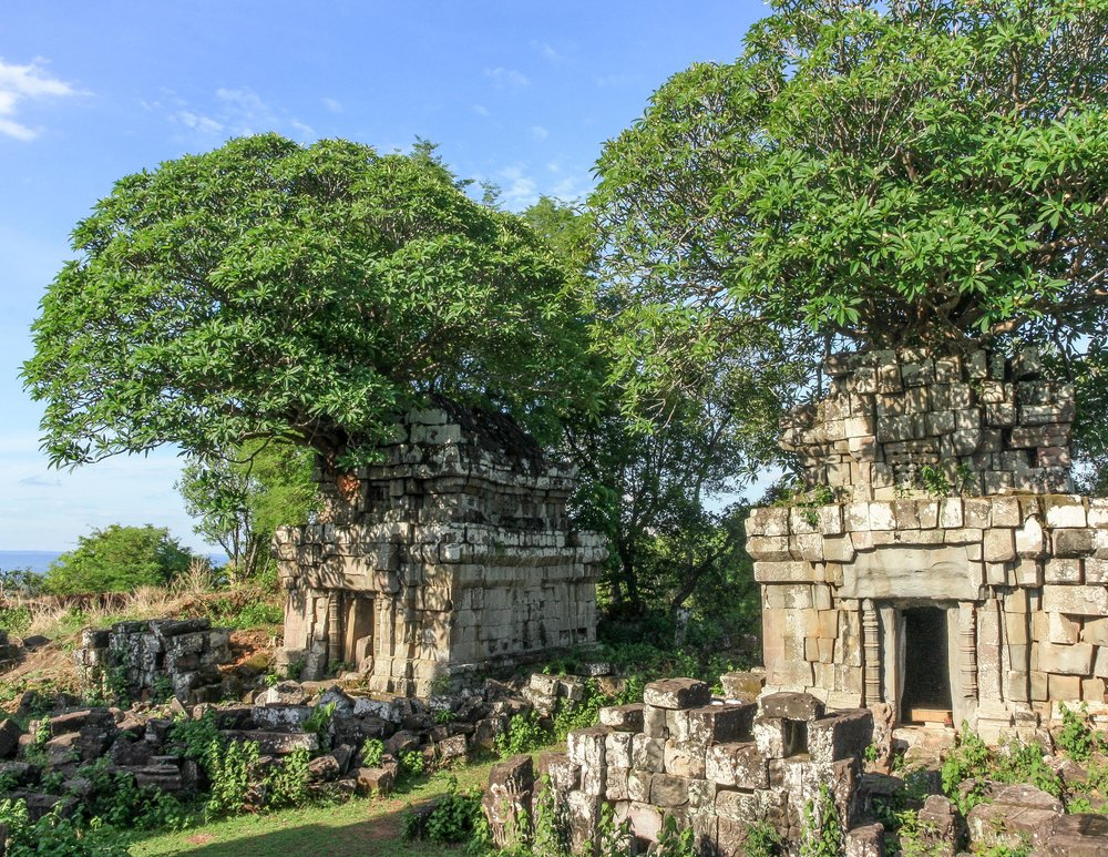 Jungle temples of Angkor - Places to visit in Cambodia