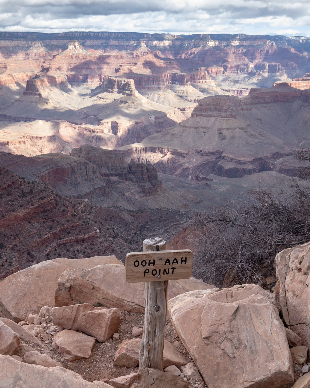 "The aptly named ""Ooh Aah Point"""