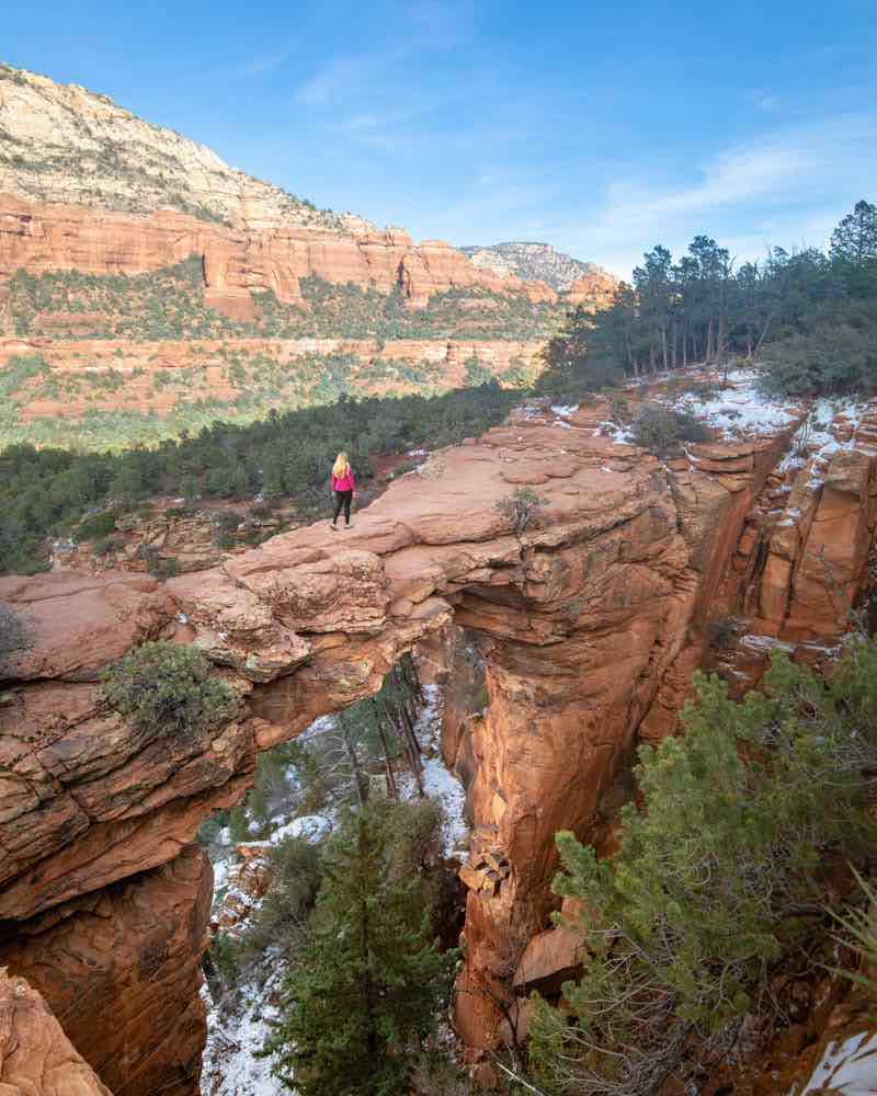 Devils Bridge Sedona - the best way to see this epic view — Walk My World