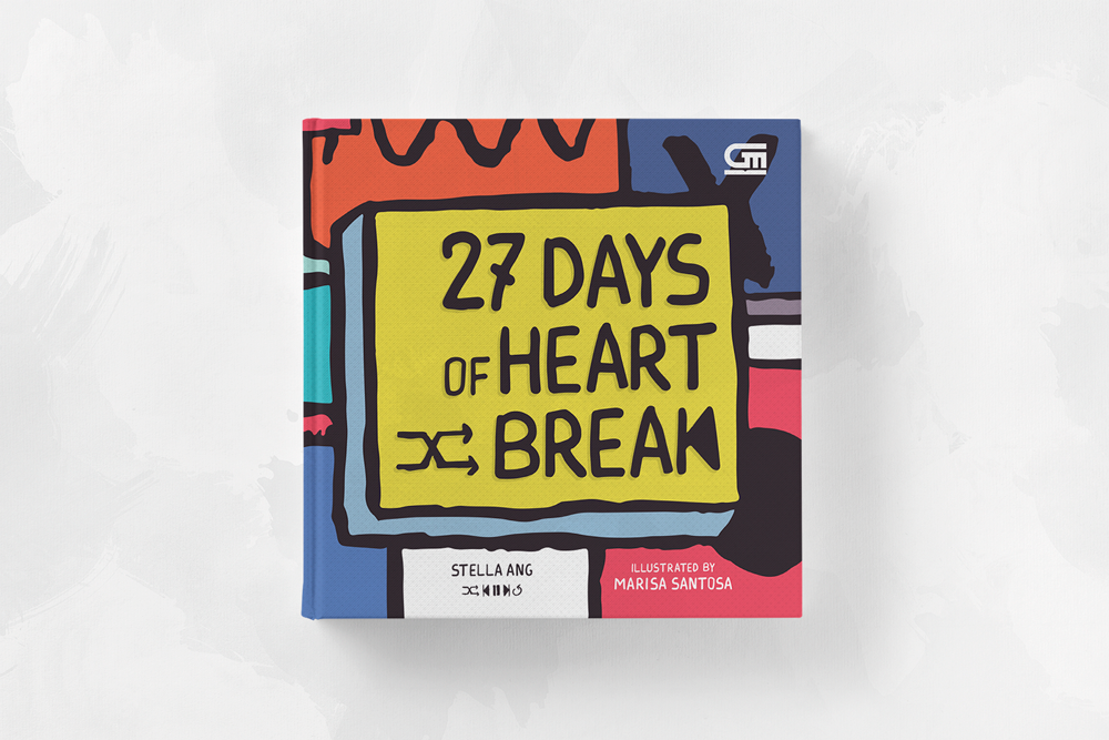 27 Days of Heartbreak book