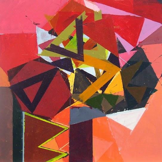 Painting by Ken Kewley.
